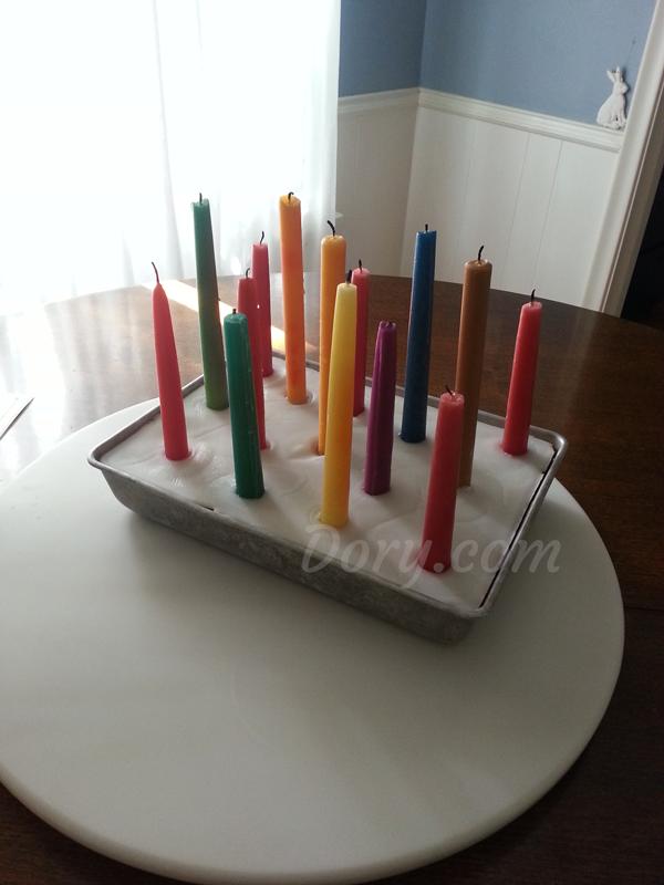 celebrate cake