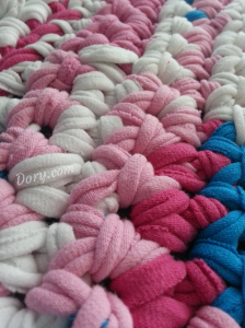 crochet closeup